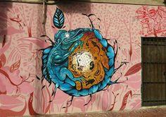 ARGENTINIAN STREET ARTIST FIO SILVA WINS INTERNATIONAL TALENT SEARCH AND…