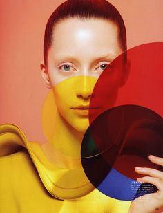Alana Zimmer for Vogue Japan October 2012 by Sophie Delaporte