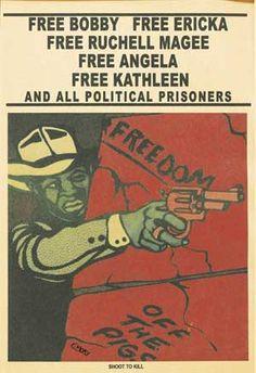 Emory Douglas Black Panther poster