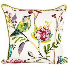 Floral Joy Scatter Cushion from Chic Republic Interiors Decor, Cushions, Interior, Tapestry, Home Decor, Scatter Cushions