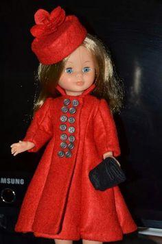 cosiendo vestidos para Nancy:Princesa europea