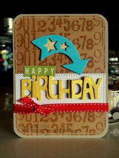 HAPPY Birthday - Scrapbook.com-Fun design