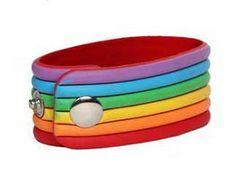 Rainbow Silicone Bracelet  $3.00 https://www.rainbowdepot.com/Rainbow-Silicone-Bracelet_p_24280.html