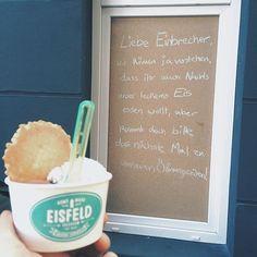 "Ehrenfeld: Eissalon ""Eisfeld"" - dort gibt's das beste Mohneis ever!"