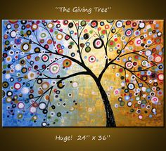 """""""The Giving Tree"""" by Amy Giacomelli"""