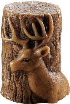 wildlif candl, candles, countri thing, wildlife, sculptur wildlif, cabela