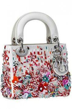 Dior Bags 2014 Spring-Summer - Dior Purse - Ideas of Dior Purse - Dior Bags 2014 Spring-Summer Dior Purses, Dior Handbags, Purses And Handbags, Dior Bags, Beautiful Handbags, Beautiful Bags, Sac Lady Dior, Cristian Dior, Bags 2014