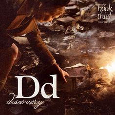 the book thief letters d discovery I Love Books, Good Books, I Am Number Four, Markus Zusak, Maximum Ride, Looking For Alaska, The Book Thief, Movie Memes, A Series Of Unfortunate Events