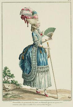 A Most Beguiling Accomplishment: Galerie des Modes, 9e Cahier, 6e Figure