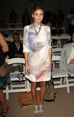 Minimalistic and Modern - Style Crush: Olivia Palermo  - Photos