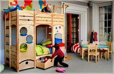 minimalist bunk beds