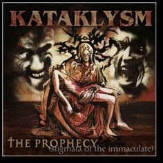 Kataklysm - the prophecy (stigmata of the immaculate), Vinyl LP (lim. 666)