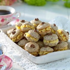 Grandma Cookies, Lollipop Candy, Cookie Box, Candy Cookies, Fika, Sweet Tooth, Cereal, Food And Drink, Favorite Recipes
