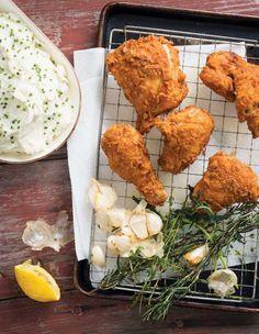 Fried  True: Celebrating Fried Chicken Day!