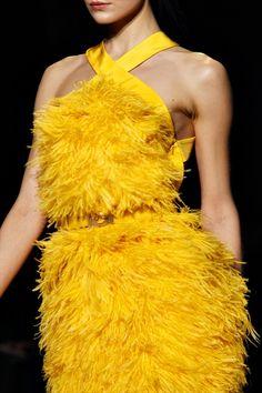 #versace  Yellow Dress #2dayslook #Yellow style #royalfashion  www.2dayslook.com