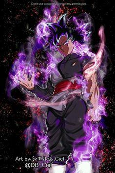 Black Goku, Dragon Ball Z, Vegeta Y Trunks, Zamasu Fusion, Evil Goku, Zamasu Black, Dragon Images, Animes Wallpapers, Draco