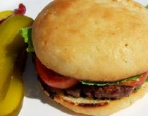 Gluten-Free Hamburger and Hot Dog Bun Recipe Image Teri Gruss