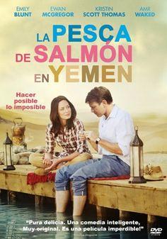 La pesca de salmón en Yemen  Lasse Hallström  Cameo Media, 2012