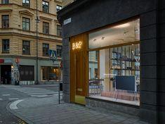 Behrer & Partners Real Estate Office in Stockholm by Vida Arkitektkontor