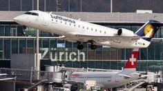 Plusieurs vols entre les aéroports suisses et Francfort sont annulés mardi