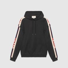 Gucci Technical jersey sweatshirt
