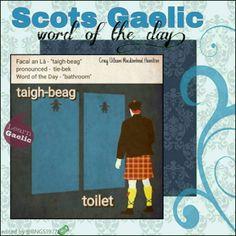 Scottish Gaelic Phrases, Scottish Words, Scottish Quotes, Gaelic Words, Scotland Travel, Scotland Trip, Celtic Music, Irish Celtic, Word Of The Day