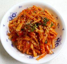 Korean Dishes, Korean Food, Home Recipes, Cooking Recipes, K Food, Home Baking, Culinary Arts, Food Design, No Cook Meals