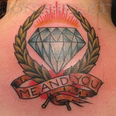 diamond back tattoo