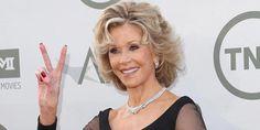 """Jane Fonda – lecții de viață: """"Atâta vreme cât aveţi o locuinţă și suficienți bani pentru hrană, îmbrăcăminte și utilități, staţi foarte bine. Ar trebui să fiți fericiţi"""""""