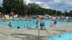 Public Pools and Day Passes to Private Pools in Fairfield County
