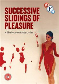 GLISSEMENTS PROGRESSIFS DU PLAISIR/SUCCESSIVE SLIDINGS OF PLEASURE (18) 1974 FRANCE ROBBE-GRILLET, ALAIN DVD – £17.99 BLU RAY – £19.99  www.worldonlinecinema.com  #worldonlinecinema  #zzFr