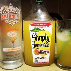 Smirnoff Passion Fruit Vodka