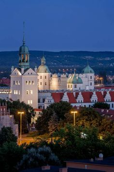 Szczecin, Zamek Książąt Pomorskich, Poland The castle in Stettin that Catherine the Great lived in as a tween. Beautiful Castles, Beautiful Places, The Places Youll Go, Places To See, Poland Cities, Poland Travel, The Beautiful Country, Central Europe, Best Cities