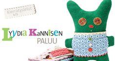 Ommeltu Lyydia Kanninen Ohje: http://www.kodinkuvalehti.fi/artikkeli/suuri_kasityo/ompelu/ompele_valloittava_kierratyslelu