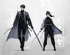 ◼️ (@1L9l2Aa8UCL0IGJ) / Twitter Fantasy Character Design, Character Design Inspiration, Character Concept, Character Art, Female Characters, Anime Characters, Hero Costumes, Handsome Anime Guys, Character Outfits