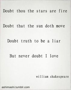 SHAKESPEARE LOVE QUOTES - Google Search