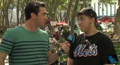 Matt Harvey Interviews People About Matt Harvey on 'Late Night With Jimmy Fallon' [VIDEO]