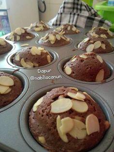 CupCake Brownies panggang krenyes