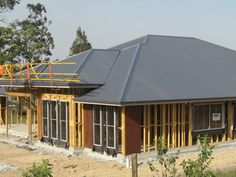 Ironstone - Colorbond - roof colour   roof008.jpg 640×480 pixels