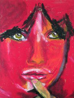 Marlene Dumas. Art Experience:NYC http://www.artexperiencenyc.com/social_login