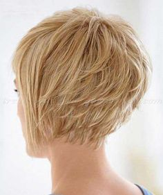 14.Short Trendy Hairstyle
