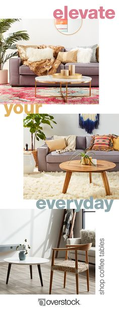 Shop Overstock.com and find the best online deals on coffee tables for your home. Discover great deals on brands prized for durability, innovation, and aesthetic appeal, such as Benzara, Safavieh, and Furniture of America. Shop the collection today.