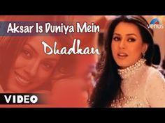 Aksar Is Duniya Mein Full Video Song | Dhadkan | Mahima Choudhary & Akshay Kumar | Alka Yagnik Songs - YouTube