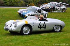 1952 Glockler-Porsche Special #3 at the 2014 Porsche Werks Reunion