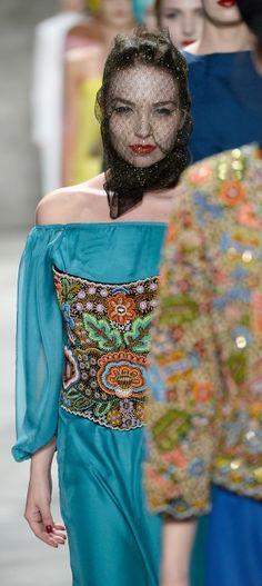 Dorin Negrau - Runway - Mercedes-Benz Fashion Week Fall 2015