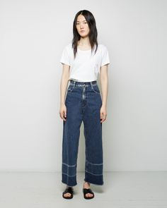 These Rachel Comey pants are too good. The legion pant as styled by La Garconne.