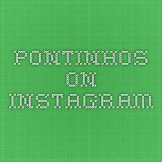 pontinhos on Instagram