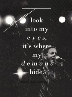 """Demons,"" Imagine Dragons http://on.rhap.com/1dggg6m"