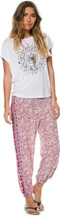 Billabong Sweet Surf Relaxed Pant. http://www.swell.com/New-Arrivals-Womens/BILLABONG-SWEET-SURF-RELAXED-PANT?cs=LA