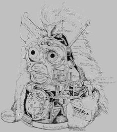 furby dissection